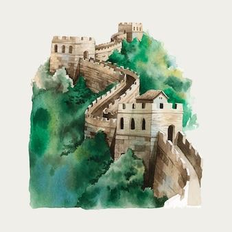 Mur chinois