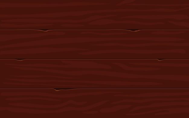 Mur, planche, table ou plancher en bois brun. texture du bois. contexte