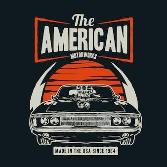Muscle américain