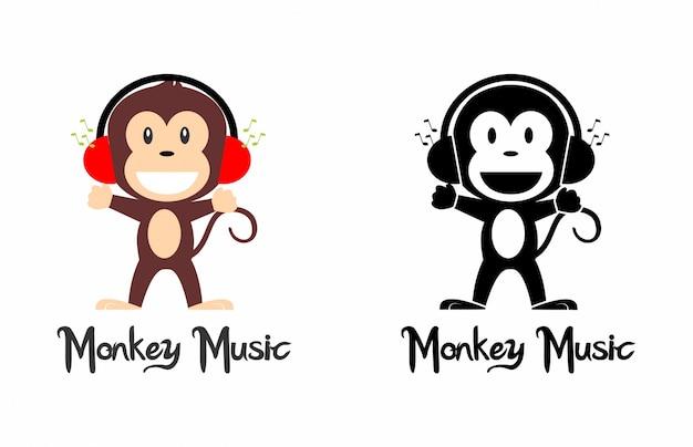 Musique de singe