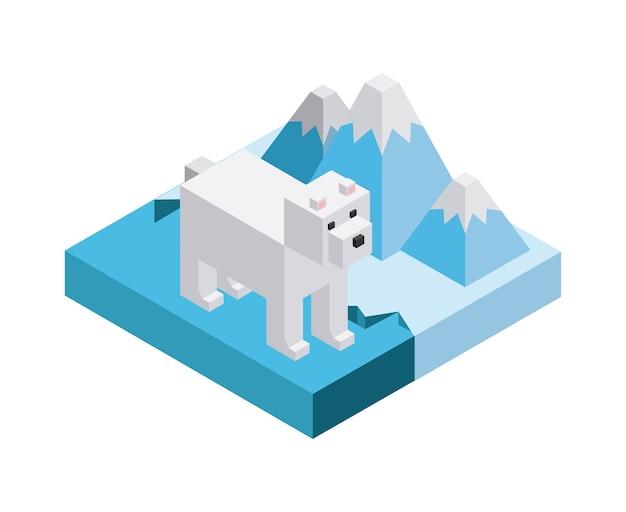 La nature dans la conception de pixels