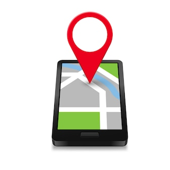 Navigation sur smartphone