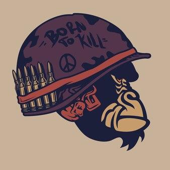 Né pour tuer la guerre des singes