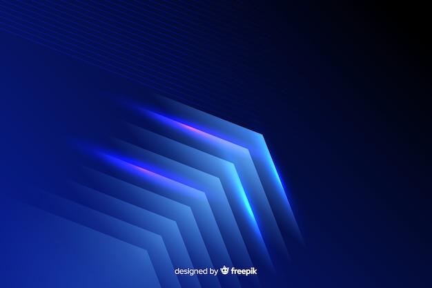Néon lumières technologie