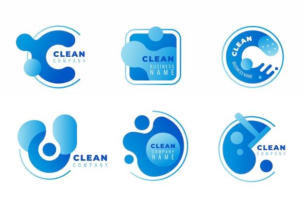 Nettoyage de la collection de logos