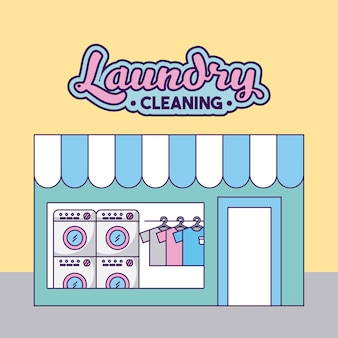 Nettoyage de linge délicat