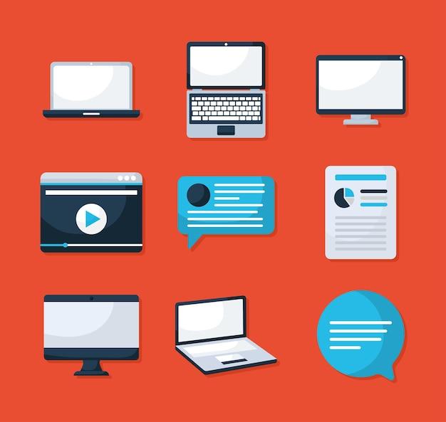 Neuf articles pour ordinateurs portables