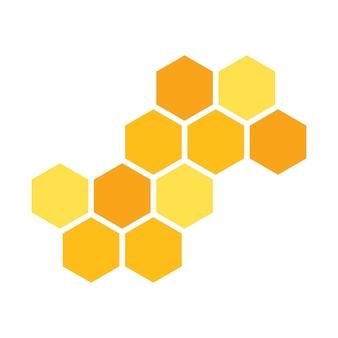 Nid d'abeille icône