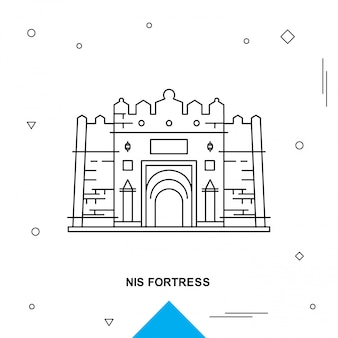 Nis fortress