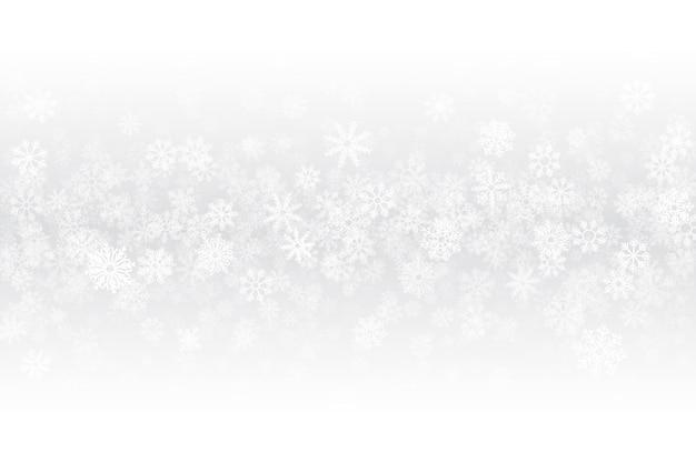Noël clair fond blanc