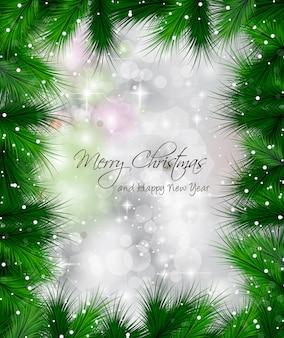 Noël classique élégant