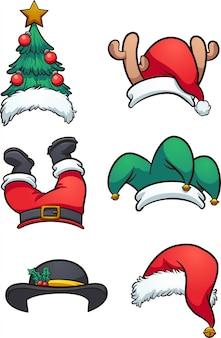 Noël_hats