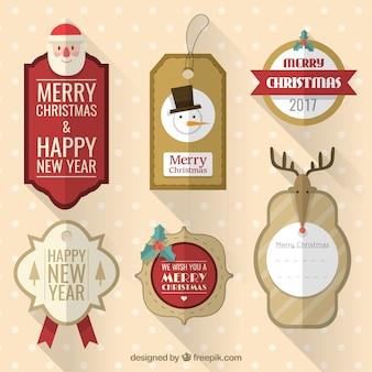 Noël mots collection
