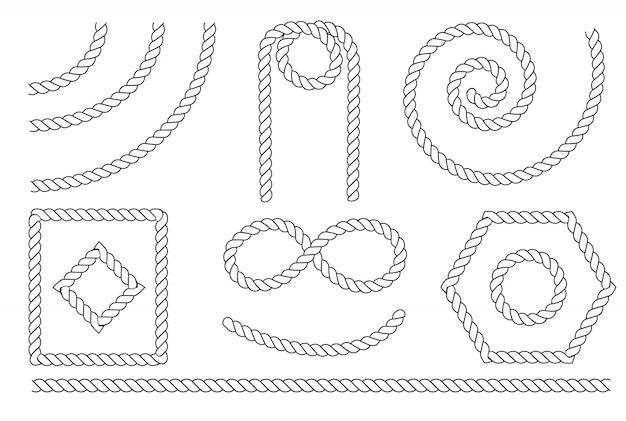 Nœuds de corde nautique