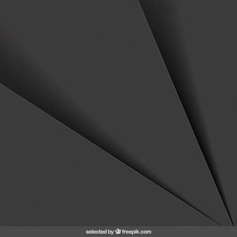 Noir abstrait moderne