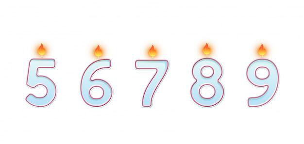 Nombre de bougies
