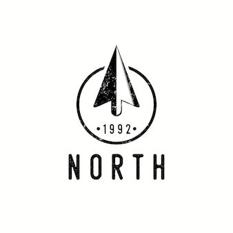 Nord logo classique vintage