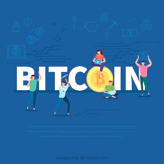 Notion de mot bitcoin