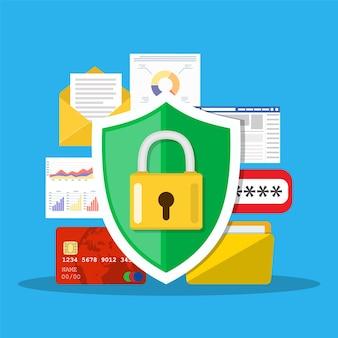 Notion de protection des données.