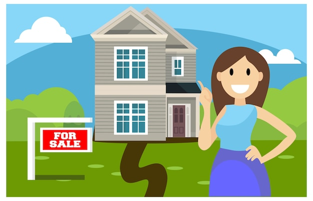 Notion de vecteur de vente à domicile
