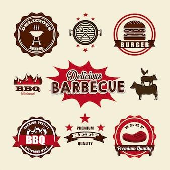 Nourriture barbecue
