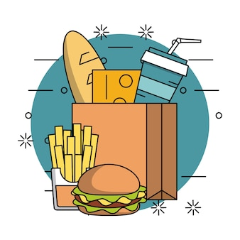 Nourriture et restaurant