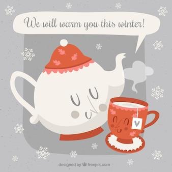 Nous allons vous réchauffer cet hiver