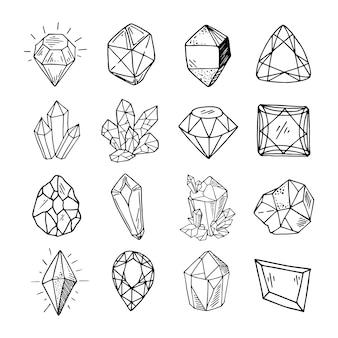 Nouveaux cristaux