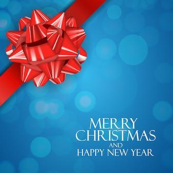 Nouvel an de vacances et fond de joyeux noël. illustration vectorielle