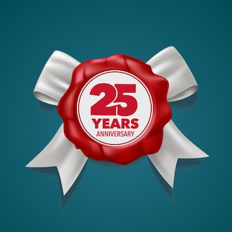 Numéro de badge pour l'anniversaire d'anniversaire