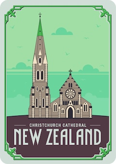 Nz christchurch cathedral