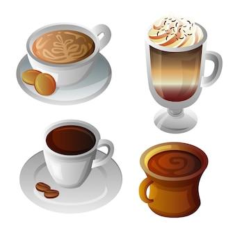 Objet boisson au café
