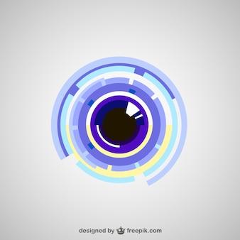 Oeil technologique