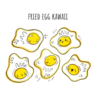 Œufs brouillés, œufs au plat