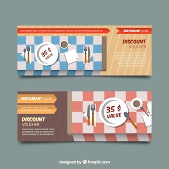 Offre des restaurants coupons