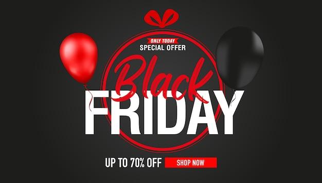 Offre spéciale black friday seulement aujourd'hui