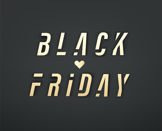 Offre spéciale de vente du vendredi noir