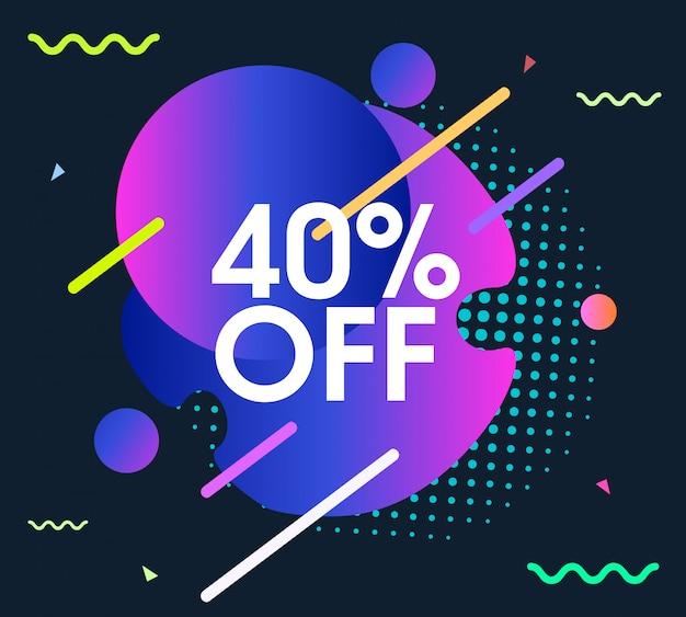 Offre spéciale vente tag discount