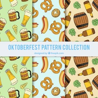 Oktoberfest, ensemble de modèles
