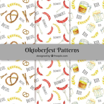 Oktoberfest, trois modèles