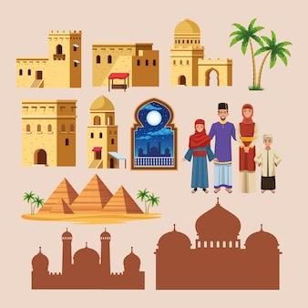 Onze éléments de la culture musulmane