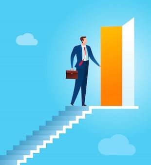 Opportunité d'affaires pour un avenir meilleur