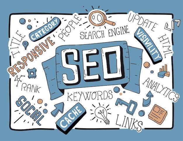 Optimisation des moteurs de recherche, concepts seo