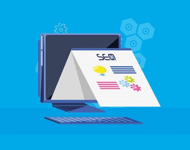 Optimisation des moteurs de recherche avec desktop