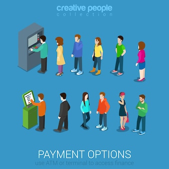 Options de paiement bancaire financement argent