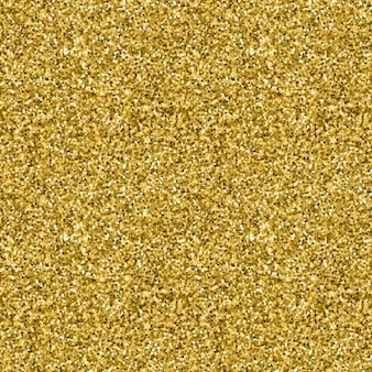 Or glitter texture seamless style or Vector design Célébration fond métallique
