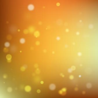 Orange abtract background