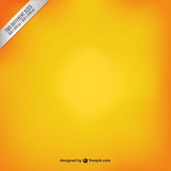 Orange gradient jaune