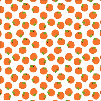 Orange motif conversationnel