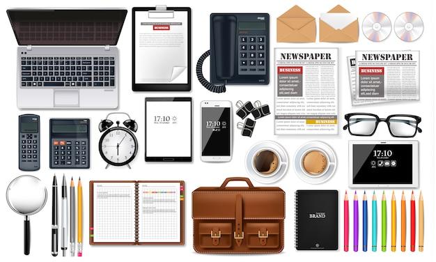 Ordinateur portable et bureau
